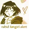 Kel: [Black Cat]rabid fangirl