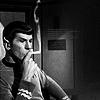 I'm Jack Sparrow's jar of dirt. [Don't touch me!]: Star Trek TOS | smokin' weed