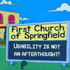 Church of Usability