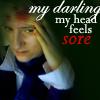 Dancer: headache