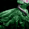 Wicked - Green Bubble Dress