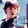 A Girl Called Shannon: SPN  - Shock! Shock! Horror!