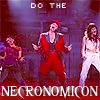 Hippie Geek Girl: ED:TM - Do The Necronomicon