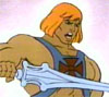 TeknoDave: He-Man: I Have the Power