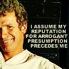 Arrogant - M*A*S*H Trapper