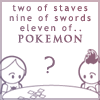 Tarot Pokemon