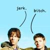 ♟ a king has his reign and then he dies: Sam&Dean ღ jerk... beyach