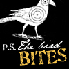 P.S. the bird bites