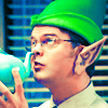 [OFFICE] holiday dwight