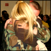 Love: Deployment Hug - lauraaudrey