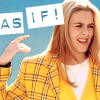 Emily: as if! - clueless