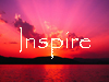 inspire sunset