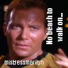 Kirk -- No beach