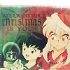 Inu and Kagome Christmas