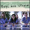 Grey's Anatomy - Boys Are Stupid