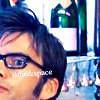 emo glasses, glasses time and space emo