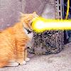 dinogrl: lazer breath