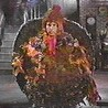 La Femme Crayola: Paul Simon in a Turkey Suit