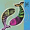 Pisces - Batik