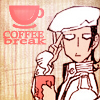 某Asa: Coffee break