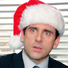 santa, michael, office