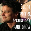 Paul Gross - no worries
