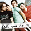 Queen of the Gnomes: Fall Out Boy: cuddle