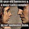 Kelly: B/A: Soulmates