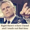 SG-1 Jack/Daniel Make Out
