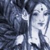 Ƹ̵̡Ӝ̵̨̄Ʒ .ɖɑɽƙƑæɽɨεɖևʂʈ. Ƹ̵̡Ӝ̵̨̄Ʒ: Blue Fae Drawing