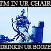 Third Horseman: Riddick Drinking (chani_sama)