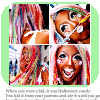 multi ganguro / happy tanning