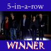 Fides: Torchwood Bingo Winner