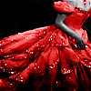 Wicked - Red Bubble Dress