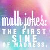 monka☆ponka: Maths Joke