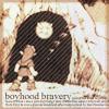 boyhood bravery