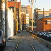 crossroads alley photo