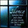 Giorgia: silence
