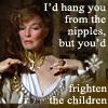Frighten the Children