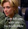 Lanna: Kill you with Technobabble