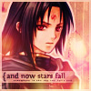 a regular decorated emergency.: Soren - stars fall