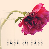 flowers: free to fall