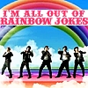 -: ARASHI - OBEY THE RAINBOW