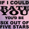 The Urple Avenger: 6 out of 5 stars