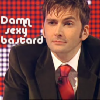 Cheesygirl: David Tennant sexy bastard Cheesygirl