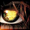 Jean Grey aka Phoenix: eye