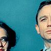 Daniel Craig & Eva Green fans. 'Cause they're love