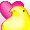 Des: Peep Heart