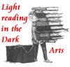 Leni Jess: Light reading (art by Edmund Gorey)