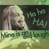 Fritters: SGA - Wraith Evil Laugh by skroberts